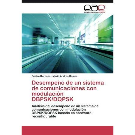 Desempeno De Un Sistema De Comunicaciones Con Modulacion Dbpsk Dqpsk