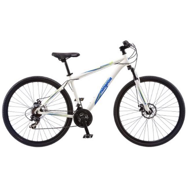 Bicicleta Para Adulto Mangosta R4132 hombres destierren 2. Bicicleta de montaña 0, blanco - 29 pulgadas + Mongoose en Veo y Compro
