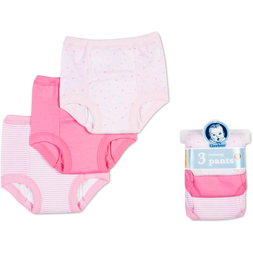 Gerber - Baby Girl' Cotton Training Pant