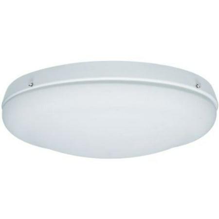 Hunter Traditional Light Kit (Hunter Fan Company 99153 Low Profile Light Kit, Candelabra Bulbs, White )