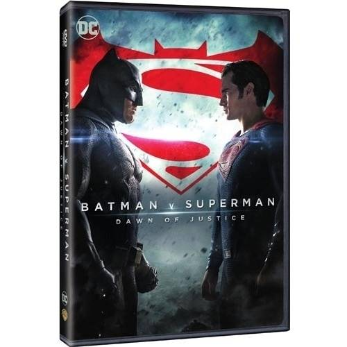 Batman V Superman Dawn Of Justice (Special Edition) (DVD + Digital Copy With UltraViolet) by