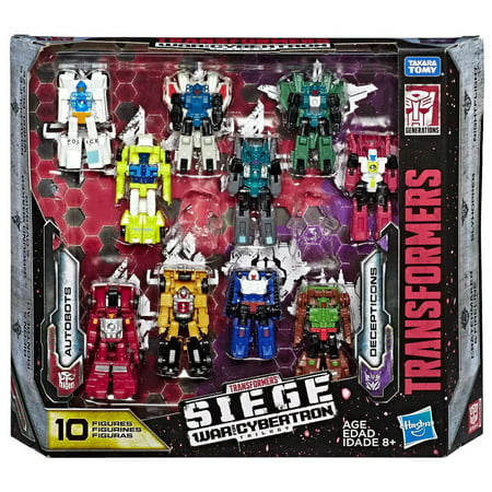 Transformers War for Cybertron: Siege Autobots vs Decepticons Action (Transformers War For Cybertron Cheats Ds Decepticons Codes)