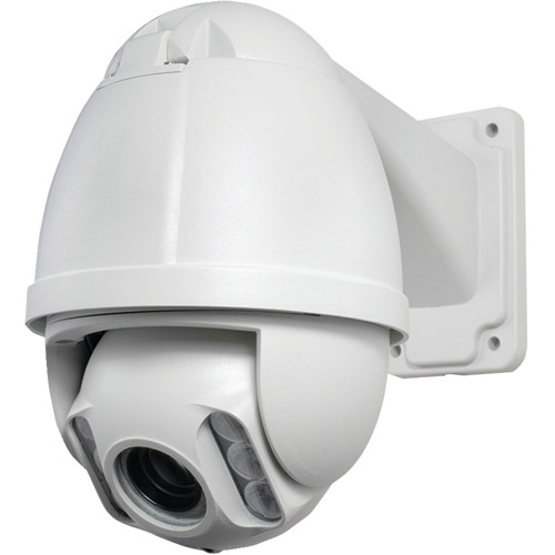 Swann SWPRO-754CAM-US Day and Night Pan/Tilt/Zoom Dome Camera with 10x Optical Zoom