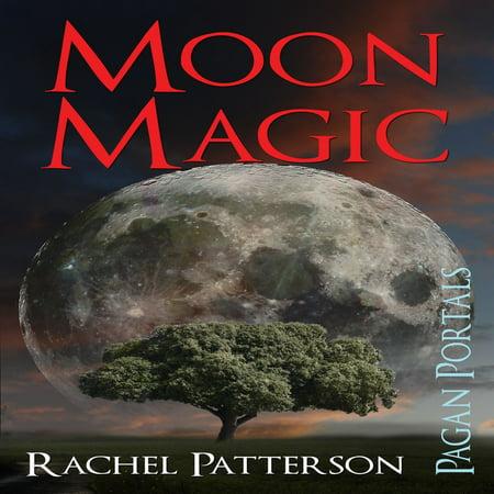 Pagan Portals Moon Magic - Audiobook