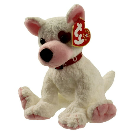 TY Beanie Baby - CUPID the Dog (6.5 inch)
