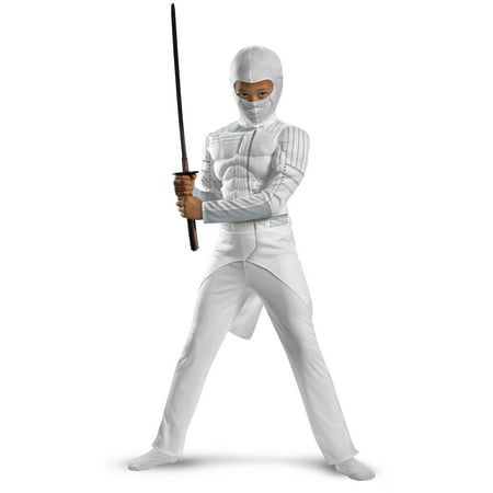 STORM SHADOW CLASSIC MUSCLE - Gi Joe Storm Shadow Costume