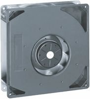"8-2/3"" Square Flatpack Axial Fan, 12VDC"
