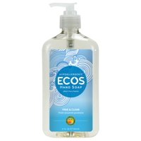 ECOS Hypoallergenic Hand Soap, Free & Clear, 17 Oz