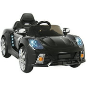 Best Choice Products 12V Ride On Car Kids W/ MP3 Electric Battery Power Remote Control RC Black