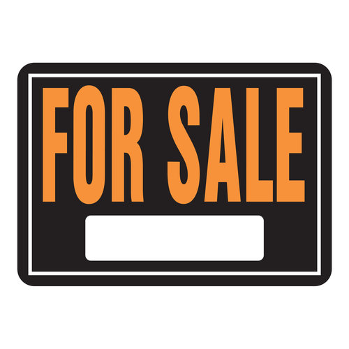 10X14 FOR SALE SIGN