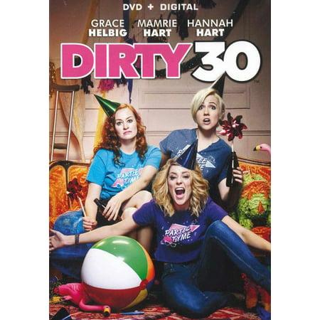 Dirty 30 (DVD + Digital) - Dirty 30 Decorations