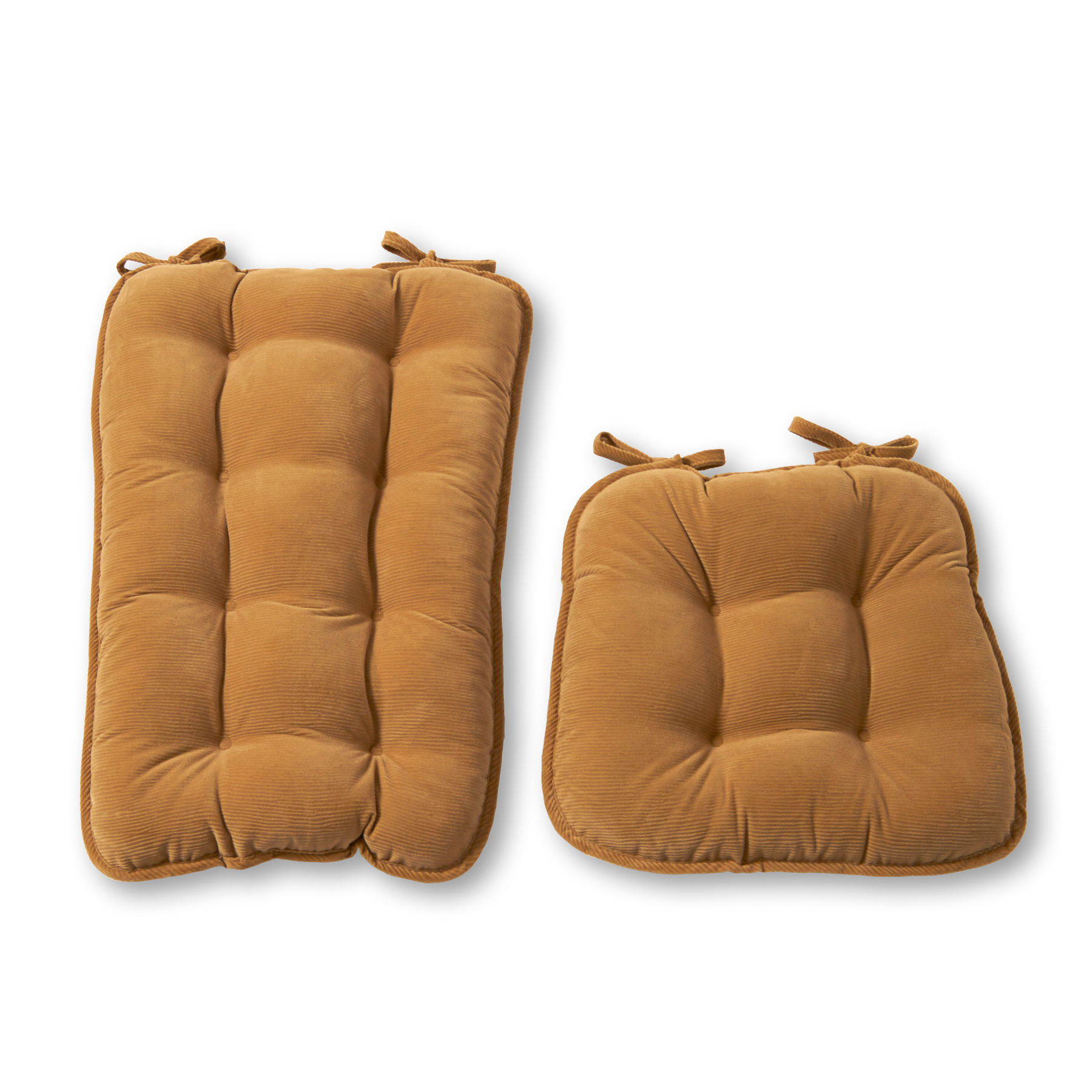 Cherokee Jumbo Rocking Chair Cushion Set