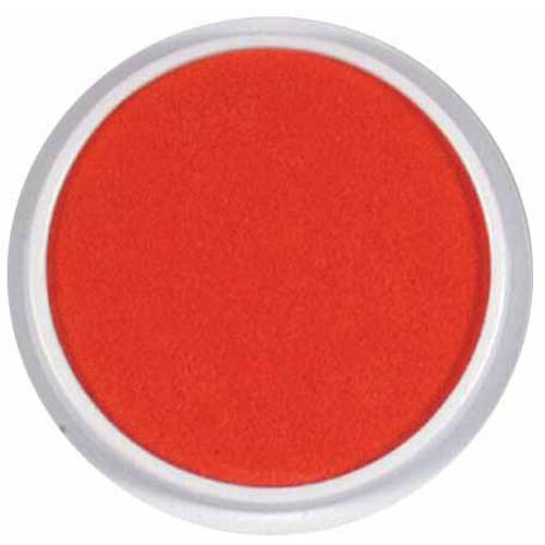 "Center Enterprises Jumbo Circular Washable Stamp Pad, 6"", Multiple Colors"