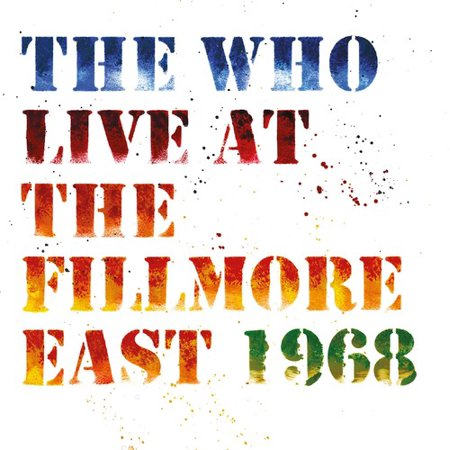 Live At The Fillmore East (CD) (Digi-Pak) (King Crimson Live At Fillmore East 1969)