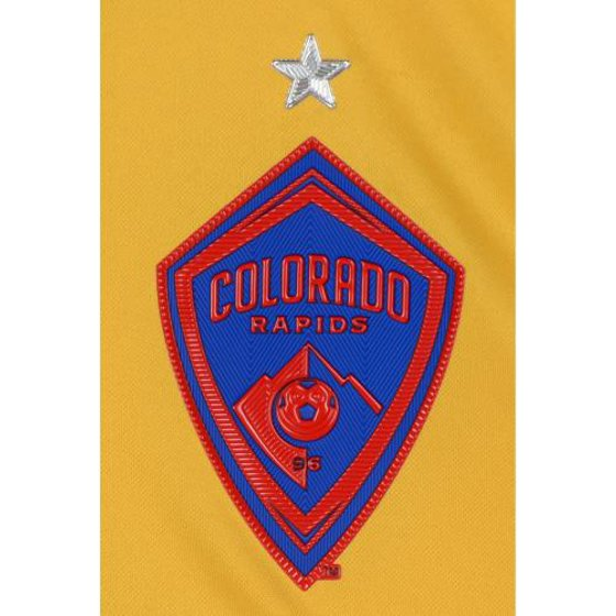 4908daefcf8 Dillon Serna Colorado Rapids Autographed Match-Used Yellow #17 Jersey from  the 2018 MLS Season - Fanatics Authentic Certified - Walmart.com
