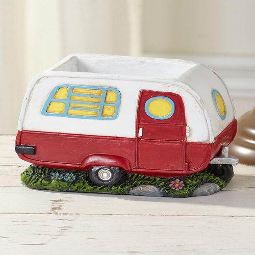Camper Desktop, Memo Pad Holder by