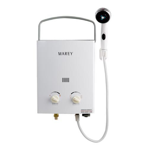 Marey  Power Mini Portable Tankless Water Heater