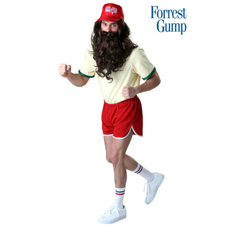 Plus Size Running Forrest Gump Costume - Forest Gump Costumes