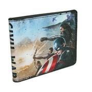 Kid's Marvel Captain America Civil War Bifold Wallet