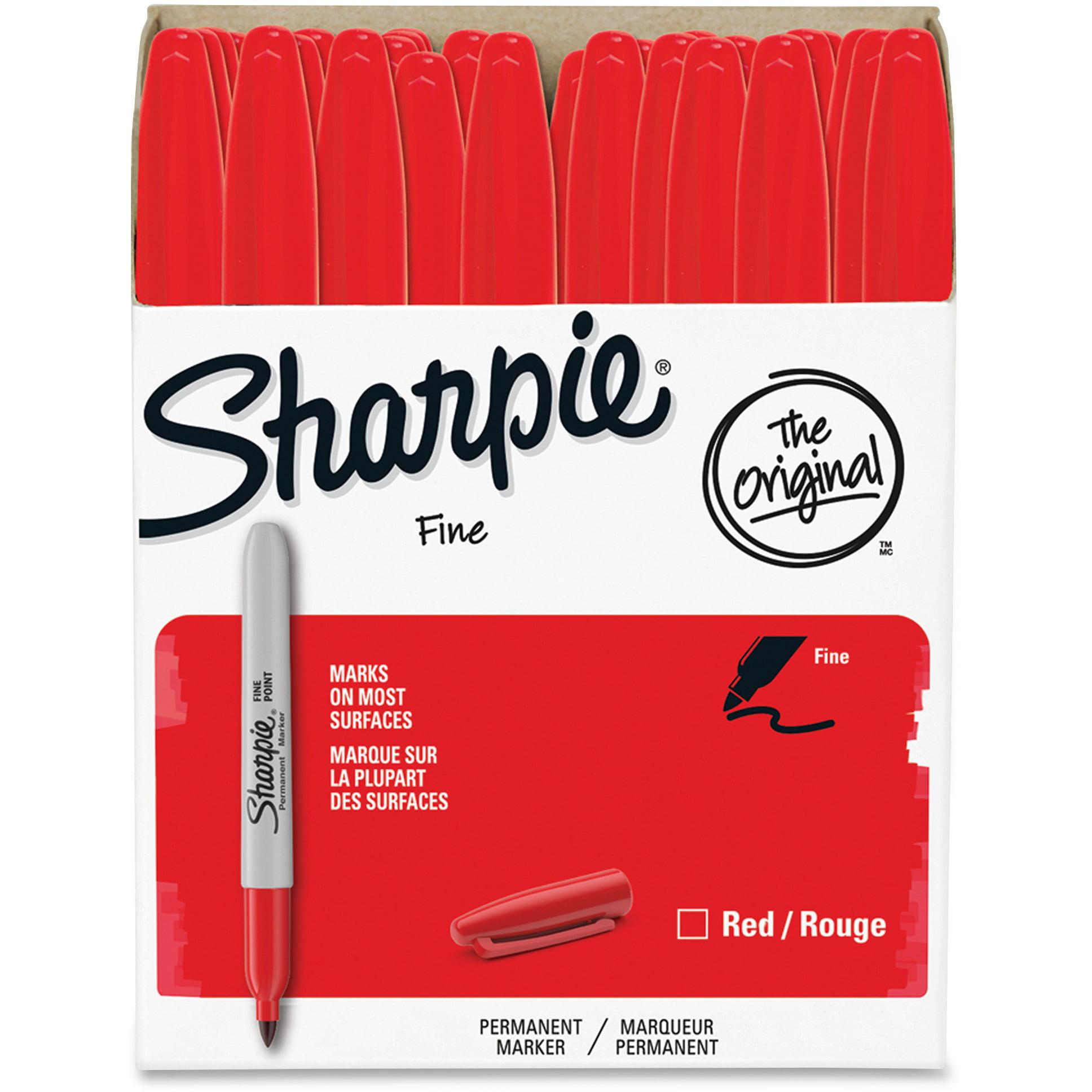 Sharpie Pen-style Permanent Marker, 36 / Pack (Quantity)