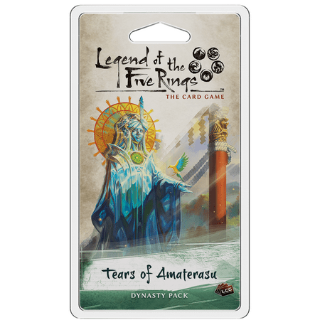 Legend of the Five Rings: The Card Game - Tears of (Legend Of The Five Rings Card List)