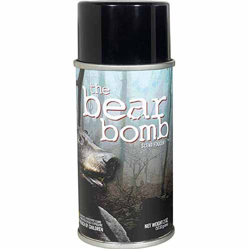 The Bear Bomb Scent Fogger, 5 oz, Multiple Scent Options Available