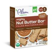 Plum Organics Mighty Nut Butter Bar Almond Butter (Pack of 5)