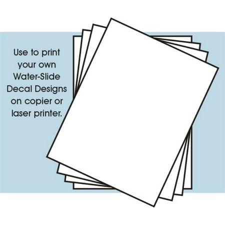 Dichroic Slide Paper (8-1/2