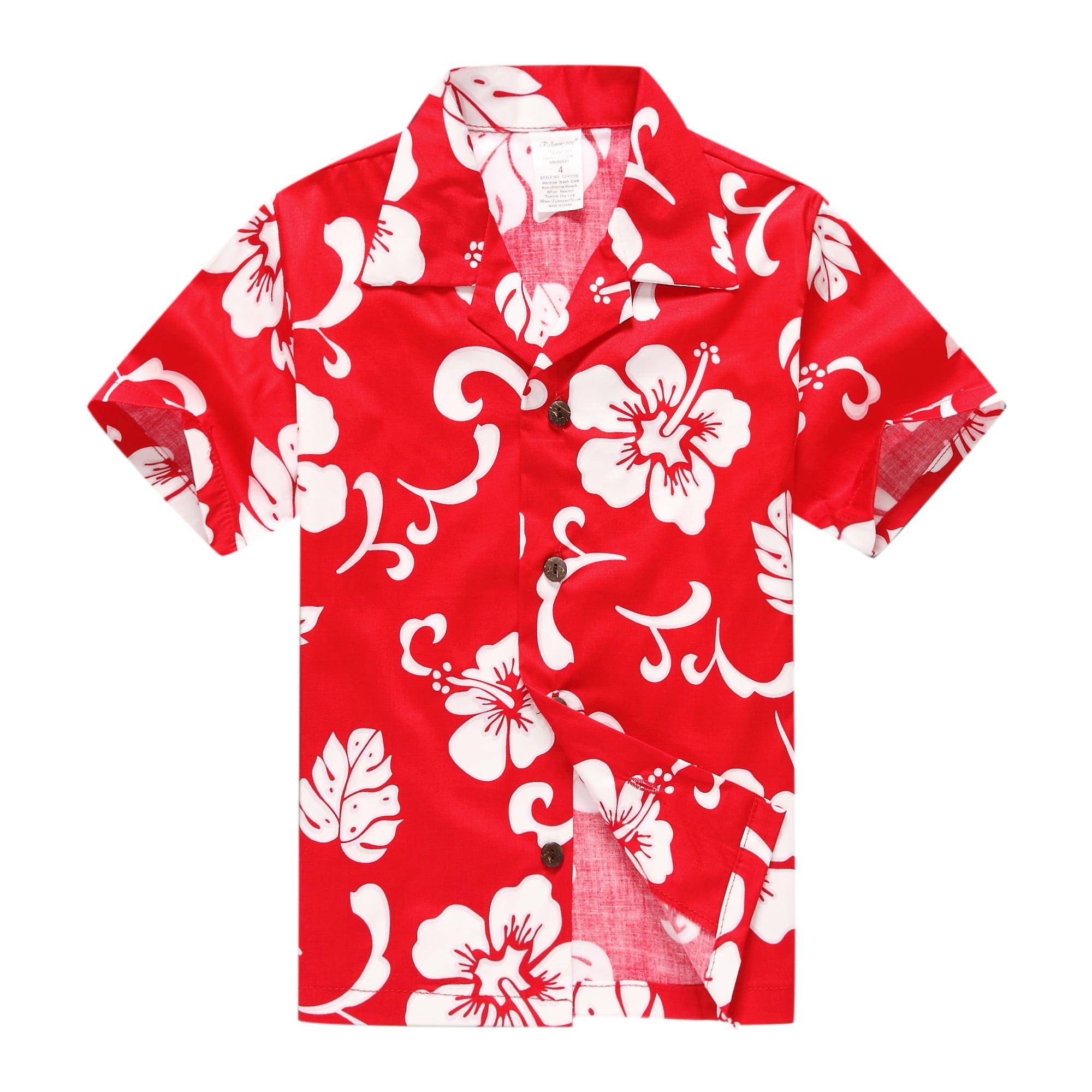 b894ad1e Hawaii Hangover - Matching Father Son Hawaiian Luau Outfit Men Shirt Boy  Shirt Shorts PW Navy Hibiscus 2XL-8 - Walmart.com