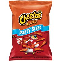 Cheetos Crunchy Cheese Flavored Snacks Party Size, 17.5 Oz.