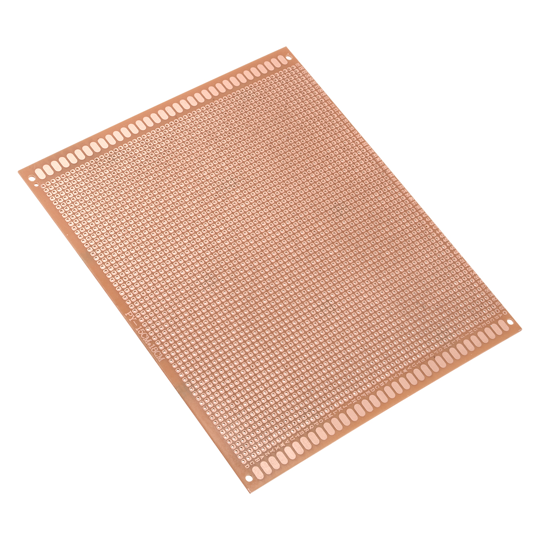 15x18cm Single Sided Universal Paper Printed Circuit Board Thickness 1.6mm 1pcs