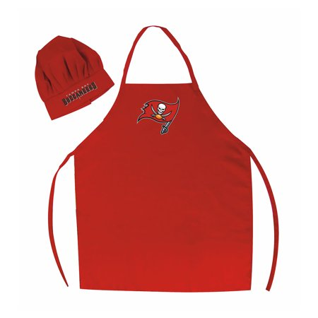 NFL Tampa Bay Buccaneers Sports Team Logo Apron and Chef Hat - image 1 de 1