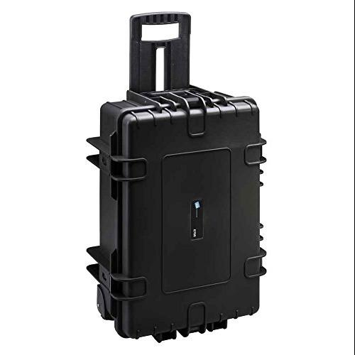 "B&w International Type 6700 Shipping Case - Internal Dimensions: 21"" Width X 8.90"" Depth X 14.10"" Height - 11.36 Gal - Stackable - Heavy Duty - External Dimensions: 24"" Width X 10.4"" (6700-b-rpd_2)"