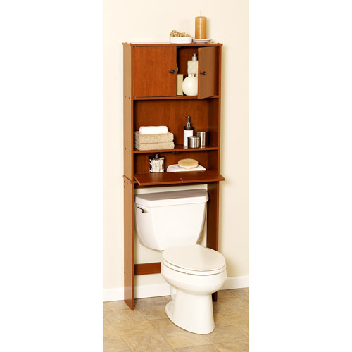 Oak Spacesaver With 2 Door Cabinet - Walmart.com