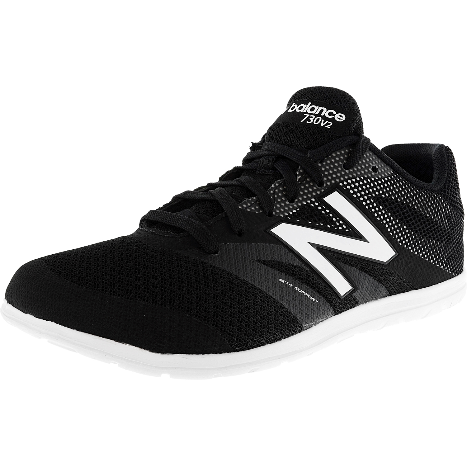 New Balance Women's Trainer Wx730 Bk2 Ankle-High Cross Trainer Women's Shoe - 6.5W e7fa27
