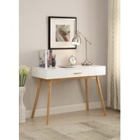 Convenience Concepts Oslo One-Drawer Desk
