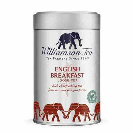 Williamson Loose English Breakfast Tea 100g