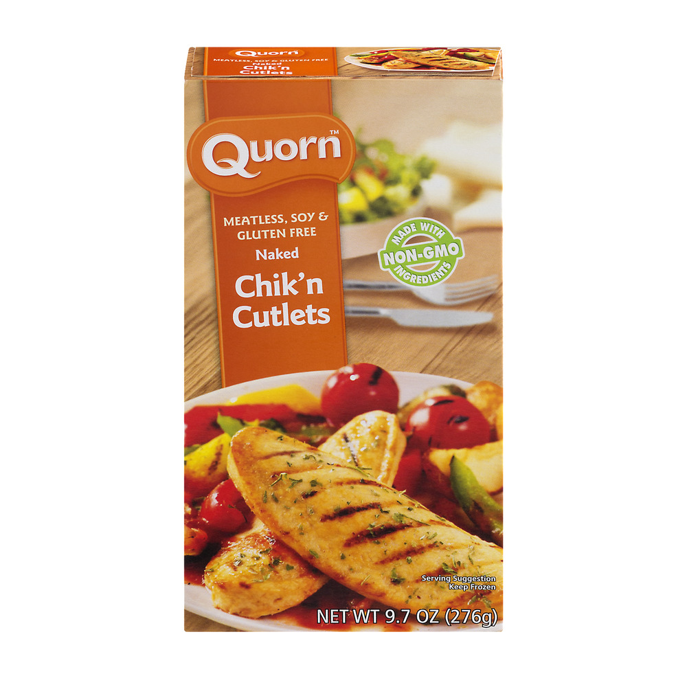 Quorn chicken cutlets recipes