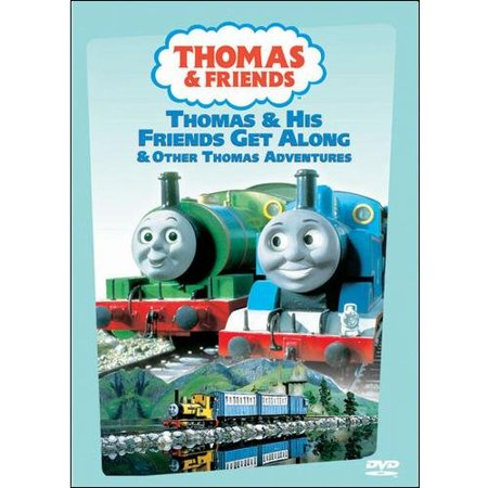 Thomas & Friends: Thomas & His Friends Get Along & Other Thomas Adventures (Full Frame) ()