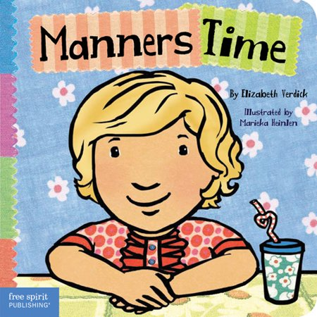 Manners Time (Board Book) ()