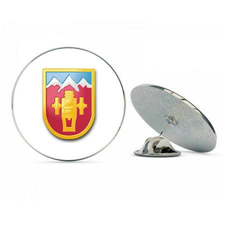 US Army 169th Field Artillery Brigade Colorado Metal 0.75