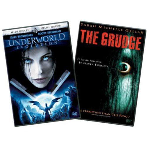Underworld: Evolution / The Grudge (Widescreen)