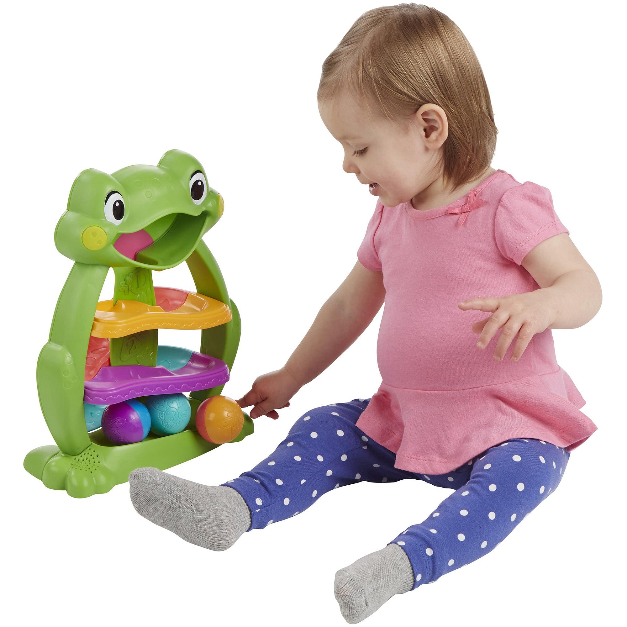 Playskool Tumble n Glow Froggio Toy Walmart
