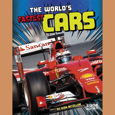 World's Fastest Cars, The - Audiobook