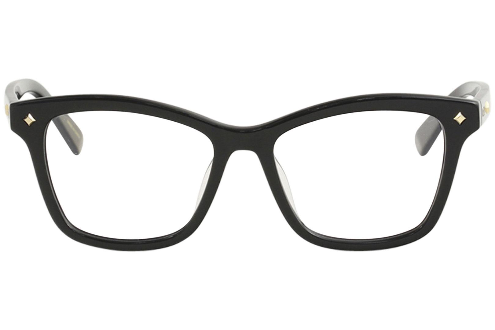 f49b018667 Eyeglasses MCM 2614 001 BLACK - Walmart.com