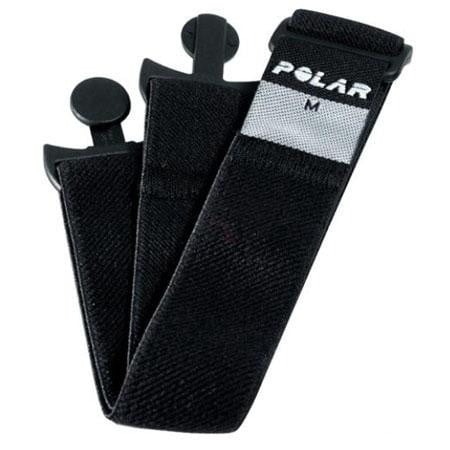 Polar Replacement Elastic Strap for T-Series Transmitters (T31 strap) - Small  23-47 Inches (58.3-119.3 cm)