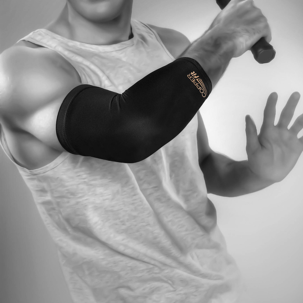 Copper Fit Compression Elbow Sleeve, Medium