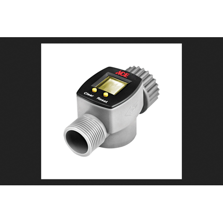 Ace 1 zone Water Flow Meter 1