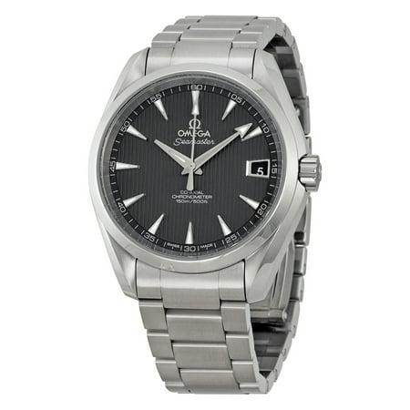 Omega Seamaster Aqua Terra 150M Teak Grey Dial Watch 231.10.39.21.06.001