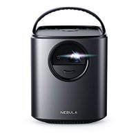 Nebula Mars Lite By Anker Theater-Grade Portable Cinema with Ultra-Bright HD Picture, High-Quality Audio and Super-Long Playtime, Black (Refurbished)